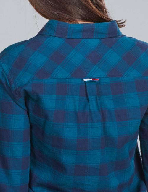 Tommy Hilfiger barnkläder - FLANNEL CHECK SHIRT