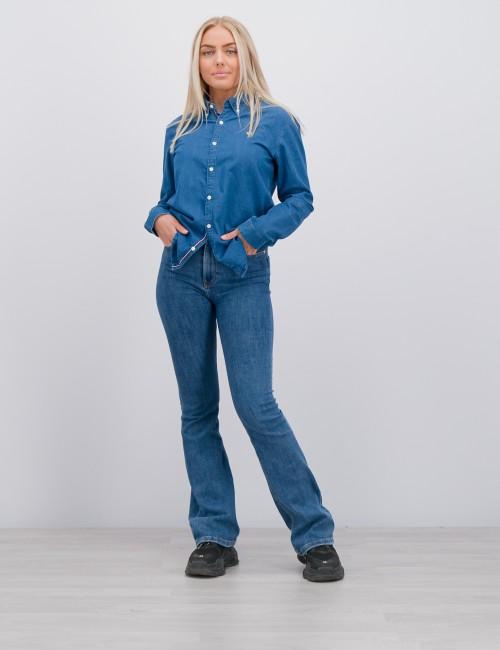 Tommy Hilfiger barnkläder - DENIM SHIRT