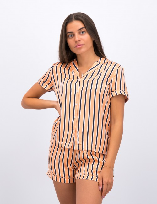 RESORT STRIPE SHIRT