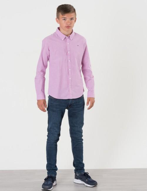 Tommy Hilfiger barnkläder - ESSENTIAL SHIRT