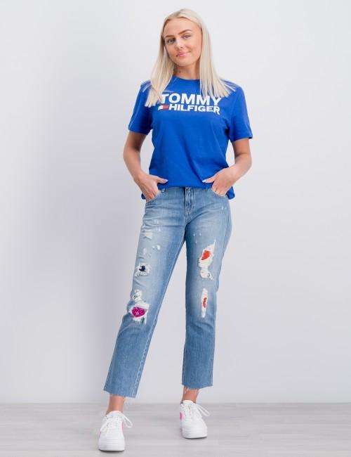 Tommy Hilfiger barnkläder - ESSENTIAL GRAPHIC TEE