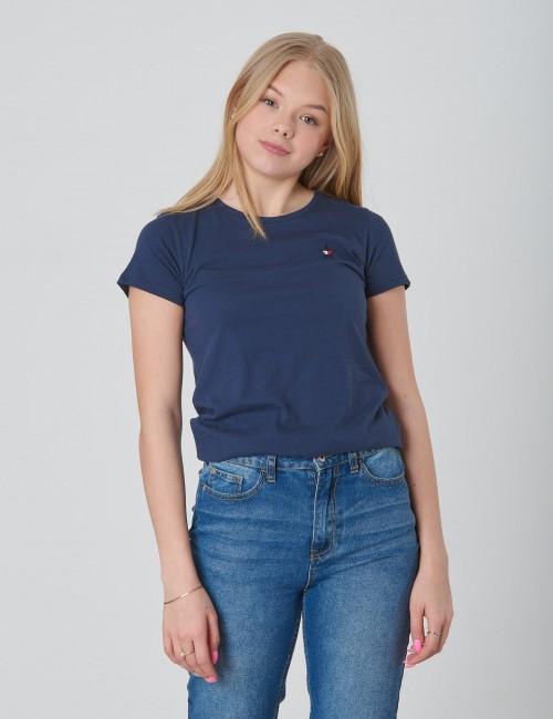 Tommy Hilfiger barnkläder - STAR FLAG S/S TEE