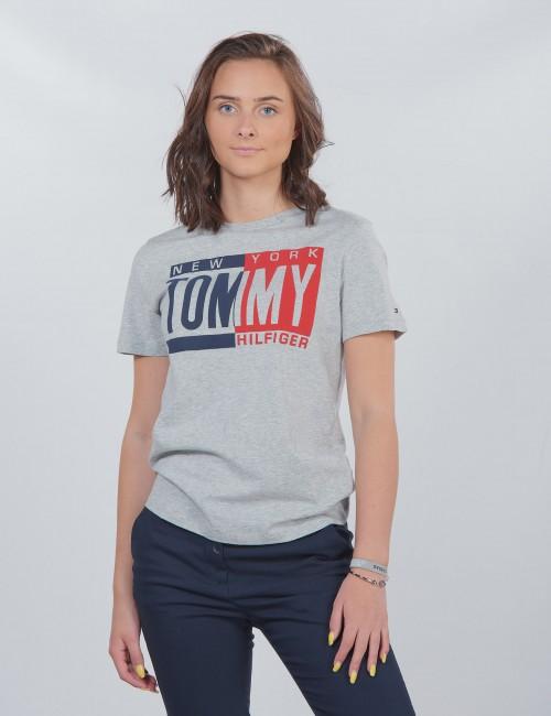 Tommy Hilfiger barnkläder - PUFF PRINT TEE S/S