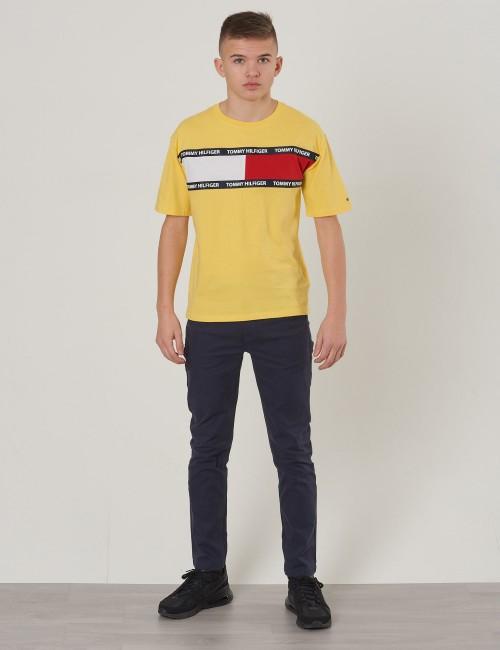 Tommy Hilfiger barnkläder - U FLAG TEE S/S
