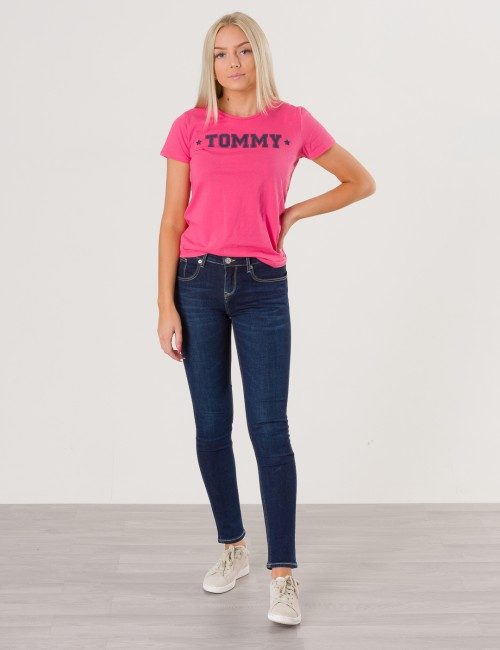 Tommy Hilfiger - ESSENTIAL TOMMY TEE SS