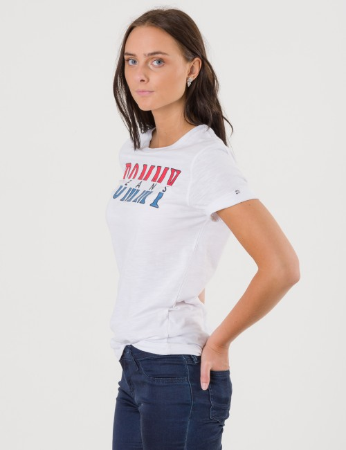 Tommy Hilfiger - ESSENTIAL TOMMY JEANS TEE