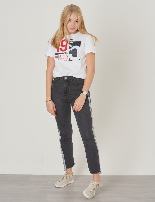 Tommy Hilfiger - NAUTICAL TEAM TEE