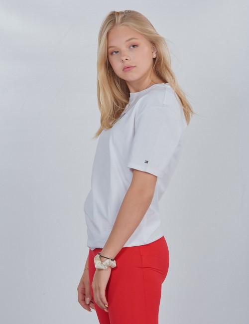Tommy Hilfiger barnkläder - SPORT LOGO TEE
