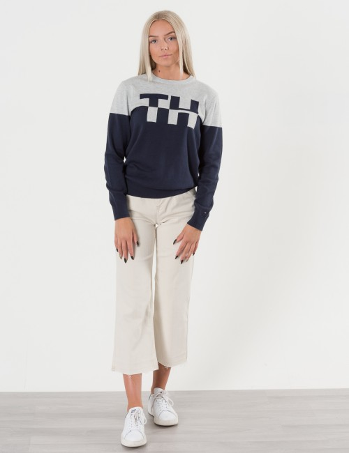 Tommy Hilfiger - TH COLORBLOCK CREW