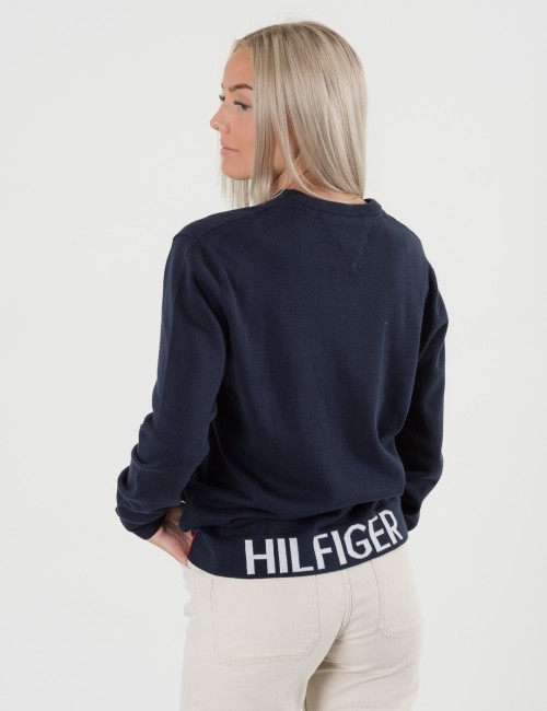 Tommy Hilfiger - RELAXED HILFIGER CREW
