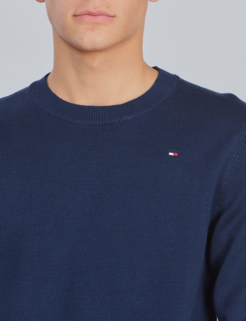 Tommy Hilfiger barnkläder - CABLE SLEEVE SWEATER