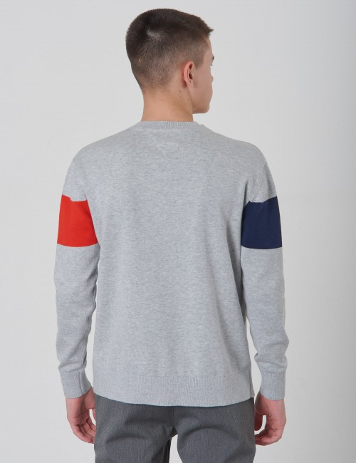 Tommy Hilfiger - COLORBLOCK SWEATER
