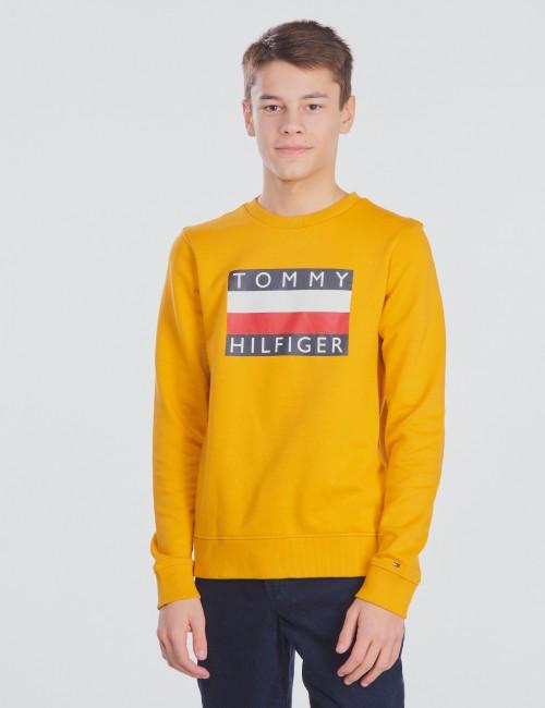 Tommy Hilfiger barnkläder - ESSENTIAL HILFIGER SWEATSHIRT