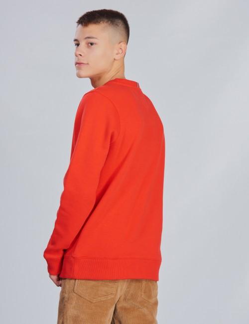 Tommy Hilfiger barnkläder - U CREST CN SWEATSHIRT