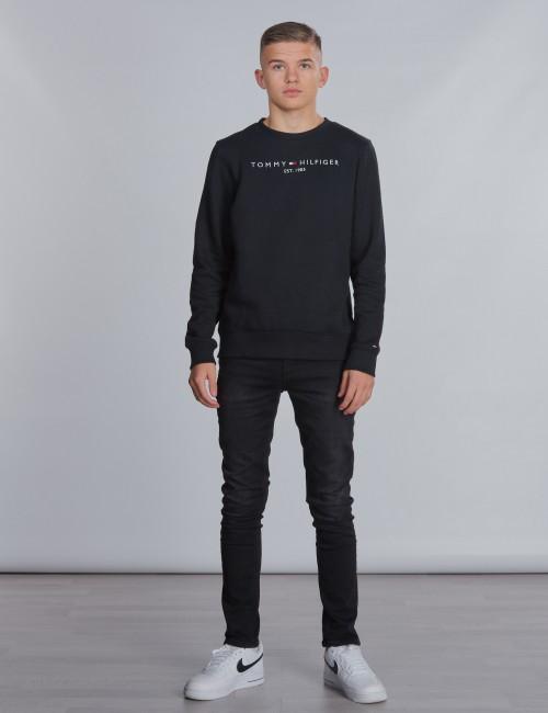 Tommy Hilfiger barnkläder - ESSENTIAL CN SWEATSHIRT