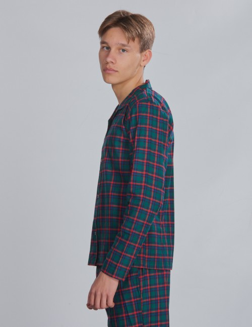 Tommy Hilfiger barnkläder - FLANNEL SET