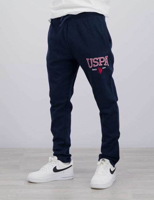 USPA Distort Logo Jogger