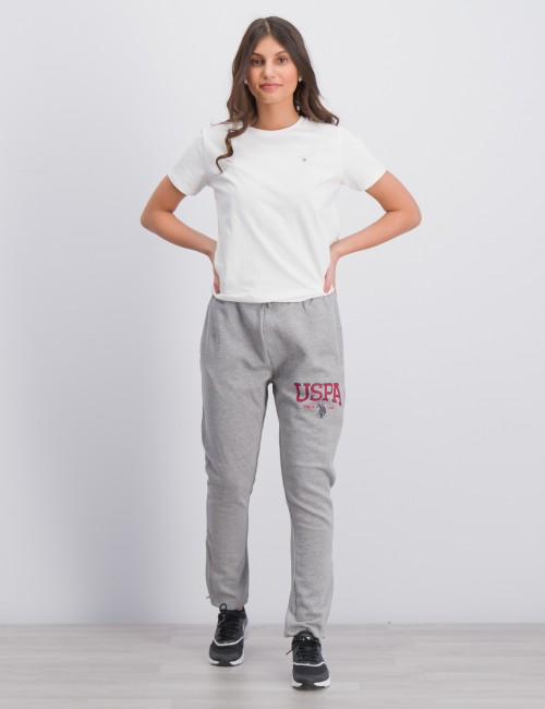 U.S. Polo Assn. barnkläder - USPA Distort Logo Jogger