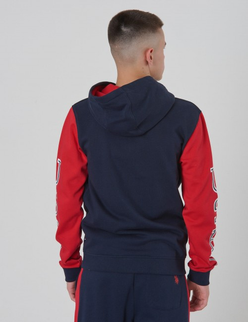 US Polo - Varsity BB Sweat Zip Hoodie