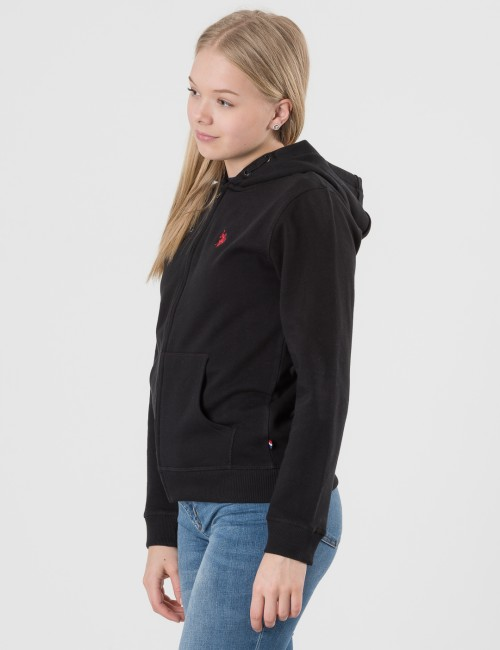 U.S. Polo Assn. barnkläder - Core Fleece Zip Hoody