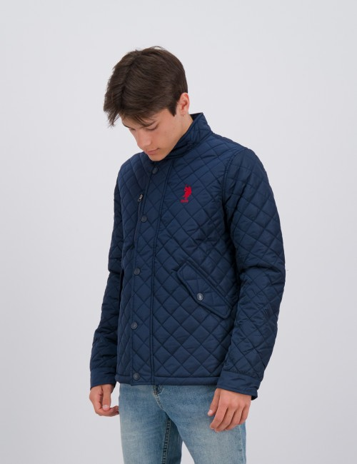 USPA Quilted Hacking Jacket