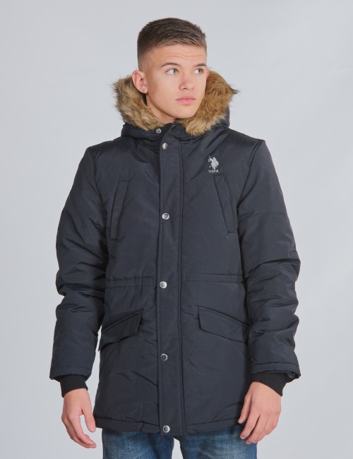 U.S. Polo Assn. - DHM Parka Coat