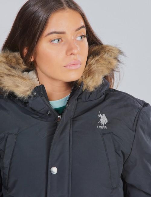 U.S. Polo Assn. barnkläder - DHM Parka Coat