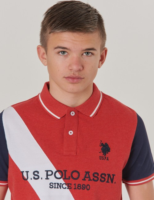 U.S. Polo Assn. barnkläder - Champions Polo