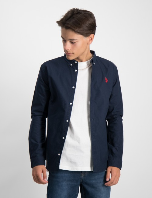 Core LS Oxford Shirt