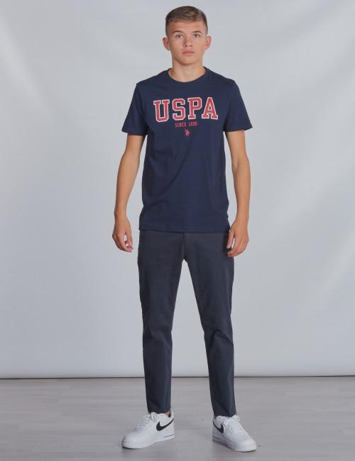 U.S. Polo Assn. barnkläder - USPA T-Shirt Blazer