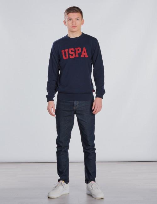U.S. Polo Assn. barnkläder - USPA True Knit Crew