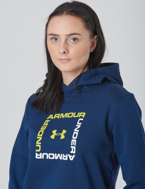 Under Armour barnkläder - UNSTOPPABLE DOUBLE KNIT HOODY