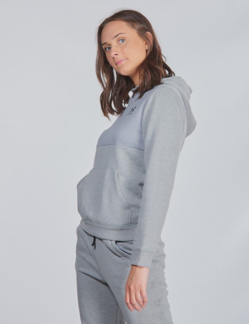 Under Armour barnkläder - UA Cotton Fleece Hoodie