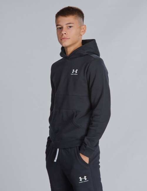 Under Armour barnkläder - EU COTTON FLEECE HOODY