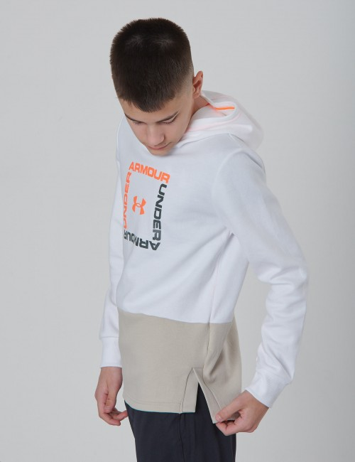 Under Armour - UNSTOPPABLE DOUBLE KNIT HOODY