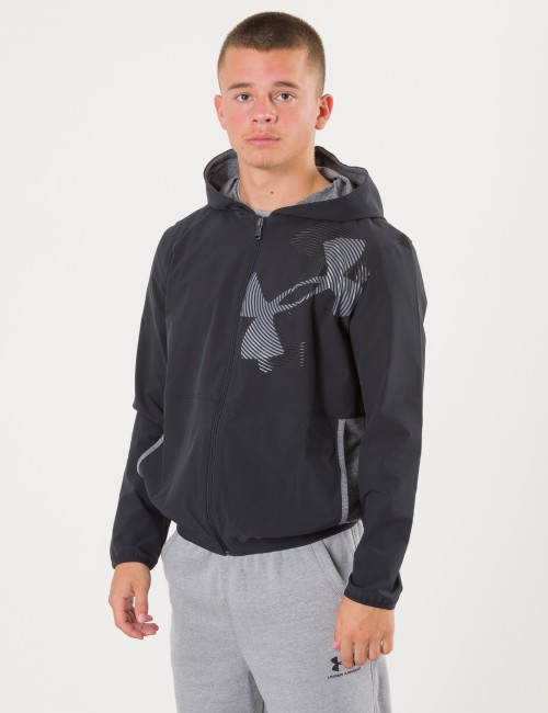 Under Armour barnkläder - WOVEN WARM UP JACKET