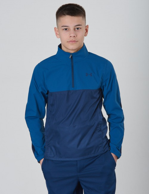 Under Armour barnkläder - WINDSTRIKE 1/2 ZIP