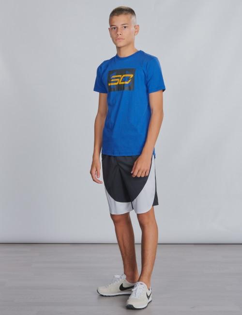Under Armour barnkläder - SC30 Curry Branded Short Sleeve