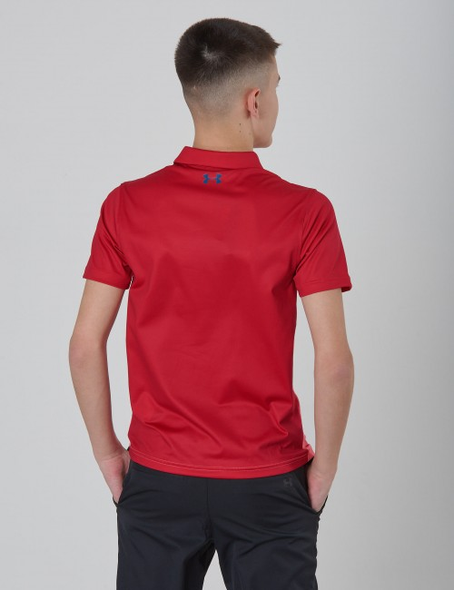 Under Armour barnkläder - TOUR TIPS ENGINEERED POLO