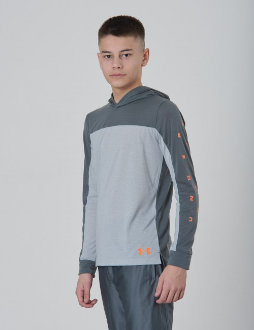 Under Armour - RELAY HOODY