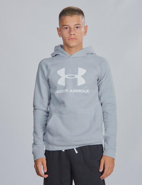 Under Armour barnkläder - Rival Logo Hoodie