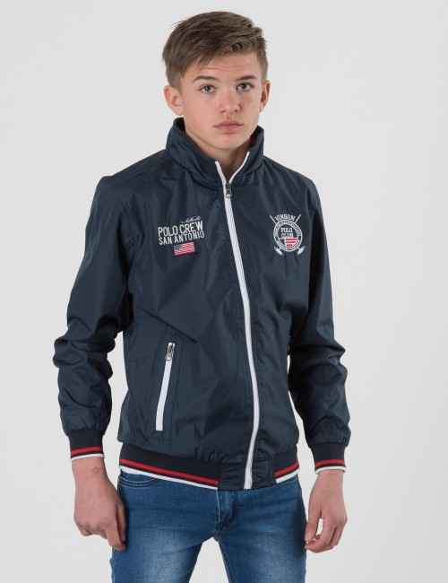 Vinson Polo Club barnkläder - Minneapolis JR Jacket