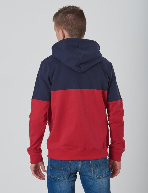 WeSC barnkläder - BLOCK ZIP HOODIE JR