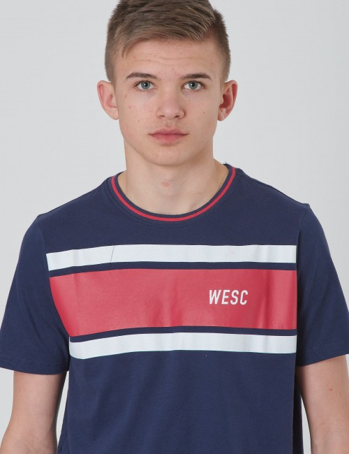 WeSC barnkläder - MAX CHEST STRIPES JR