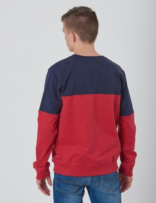 WeSC barnkläder - BLOCK SWEATSHIRT JR