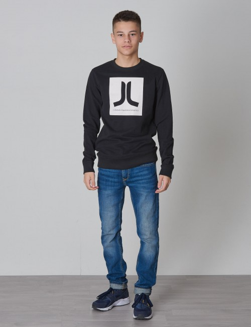 WeSC barnkläder - BOX ICON SWEATSHIRT JR