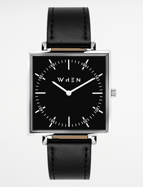 When watches - NEW STANDARD