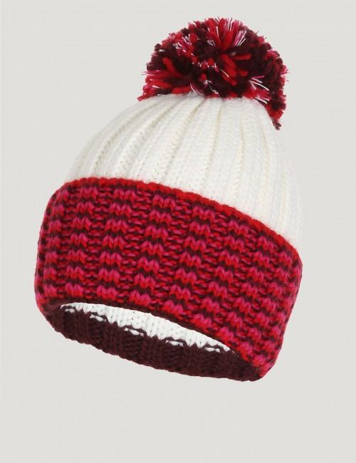Woolrich barnkläder - MULTICOLOR PON PON HAT