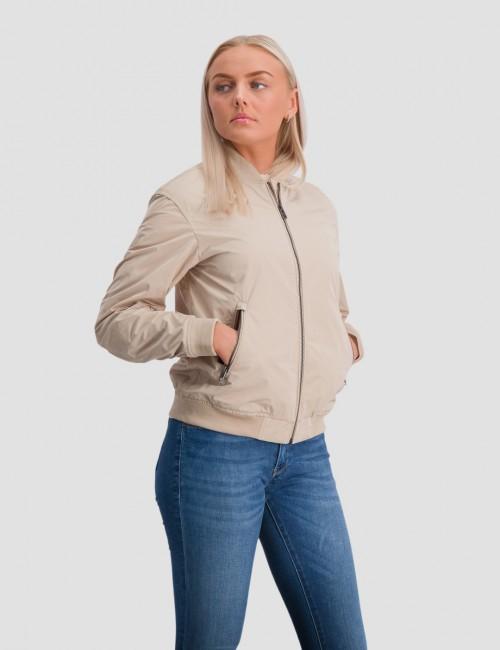 Woolrich barnkläder - EMBROIDERY OVER BOMBER